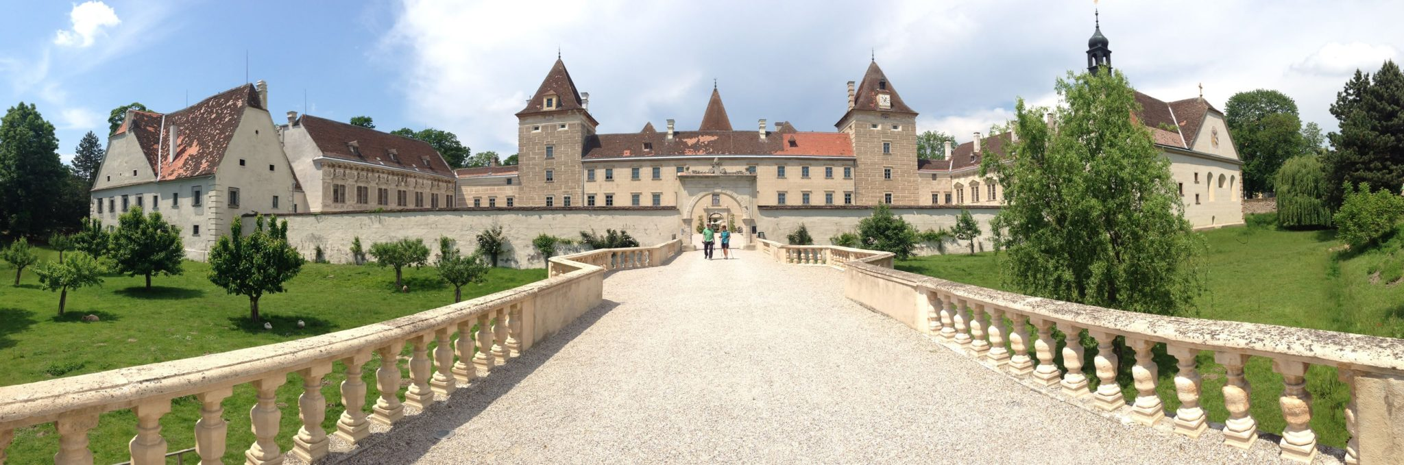 Schloss Walpersdorf: Der Bier-Kurs findet im Keller statt.