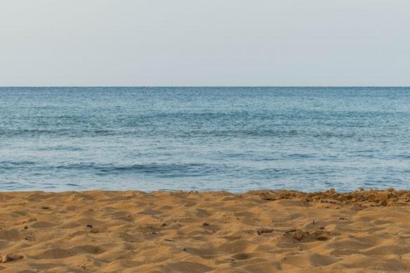 Ramla Bay: Der Sandstrand von Gozo.
