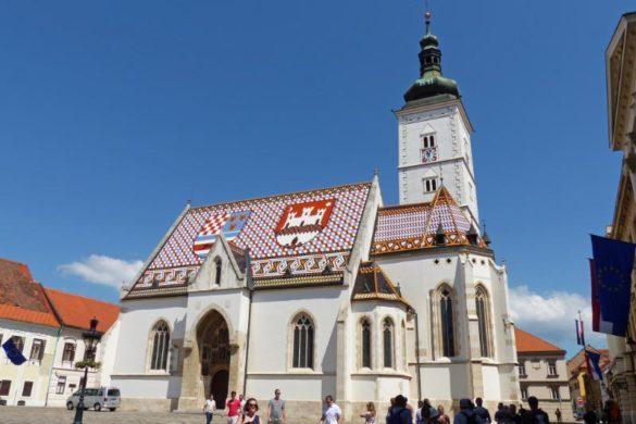 Wie man ein paar Stunden in Zagreb totschlägt
