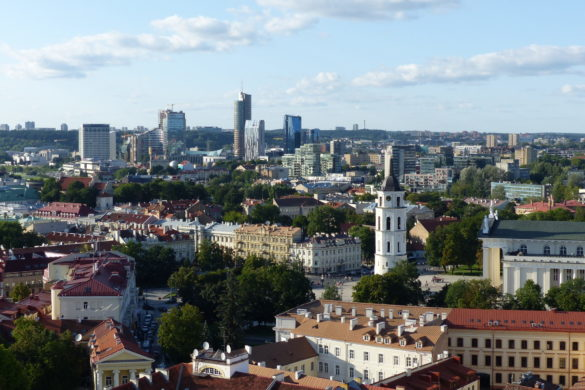 Vilnius: Das Finale meiner Baltics-Tour