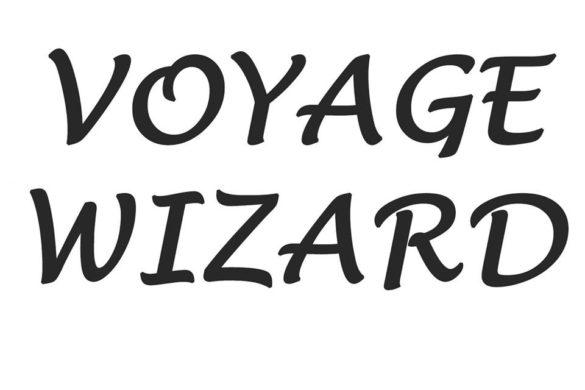 Voyage Wizard Logo