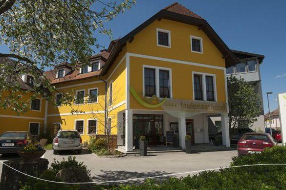 Das Faulenzerhotel. (c) Faulenzerhotel