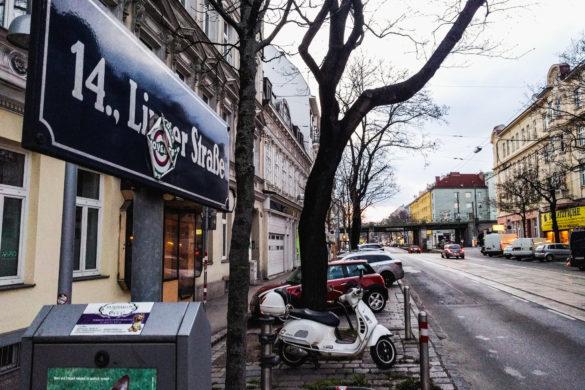 Podcast Folge 2.5: Die Legende von der Linzer Straße