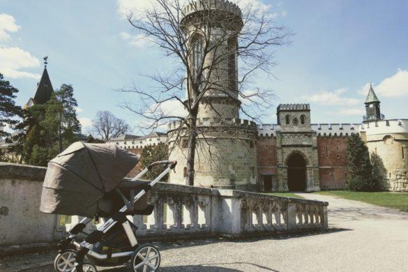Schlosspark Laxenburg: Das easy-peasy Ausflugsziel für Familien mit Kinderwagen