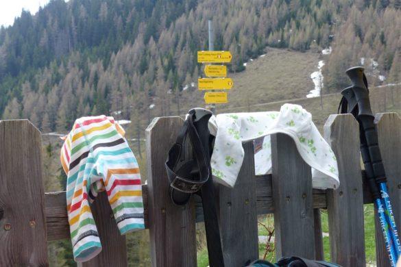 Podcast Folge 4: Wandern mit Baby