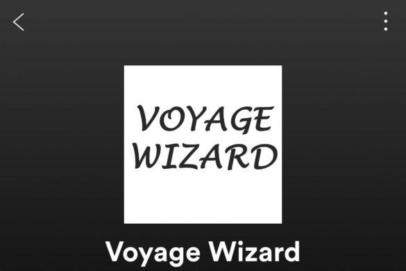 Der VoyageWizard-Podcast ist jetzt auch auf Spotify