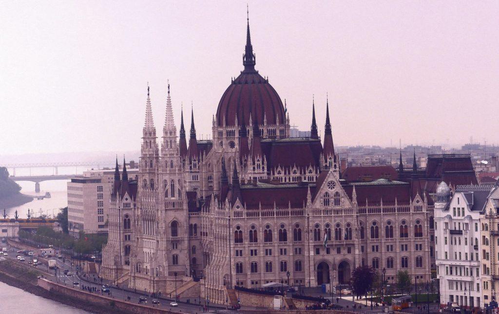 Budapest Ungarn CEE